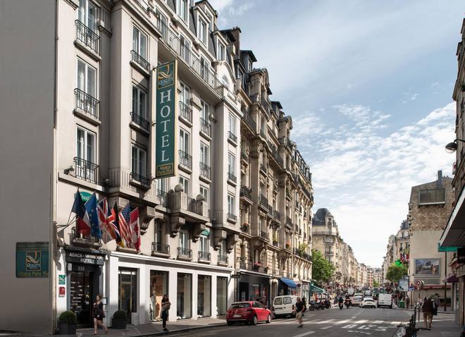 Quality Hotel Abaca Messidor - Paris 15 - Paris - Building