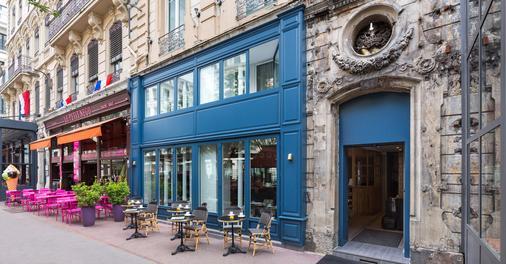 Hotel Silky By Happyculture - Lyon - Gebäude