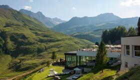 Arosa Kulm Hotel and Alpin Spa - Arosa - Edifício