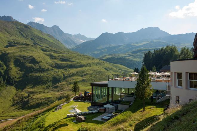 Arosa Kulm Hotel and Alpin Spa - Arosa - Rakennus