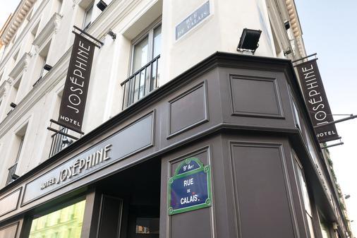 Hôtel Joséphine by Happyculture - Pariisi - Rakennus