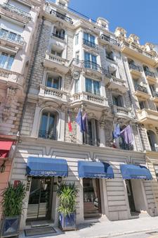 Hôtel Le Grimaldi by Happyculture - Nizza - Rakennus