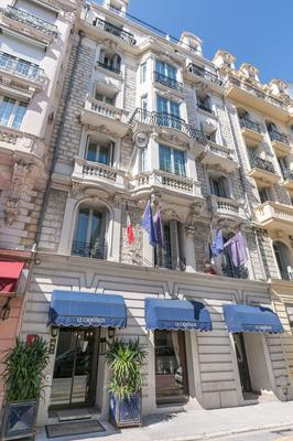Hotel Le Grimaldi by Happyculture - Nizza - Edificio