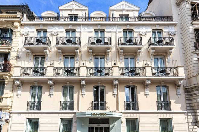 Villa Otero By Happyculture - Nizza - Rakennus