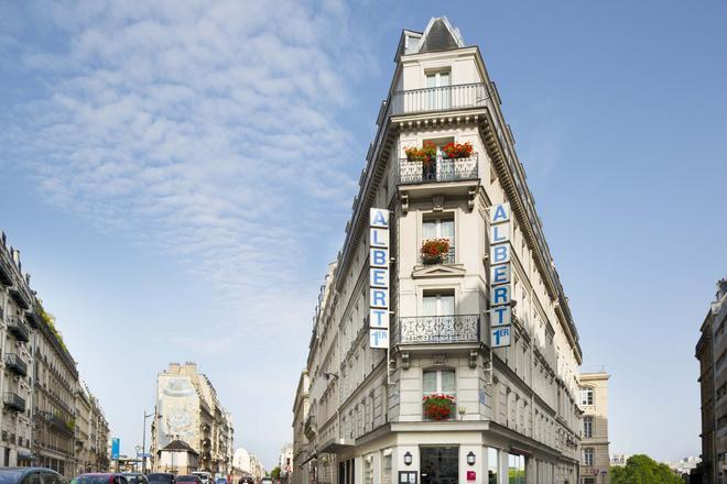 Hotel Albert Premier - Παρίσι - Κτίριο