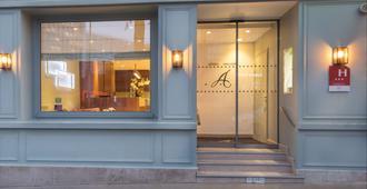 Hotel Arcadie Montparnasse - París - Edificio