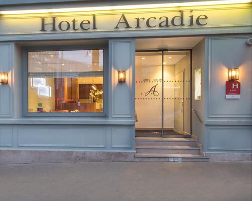 Hotel Arcadie Montparnasse - Paris - Toà nhà