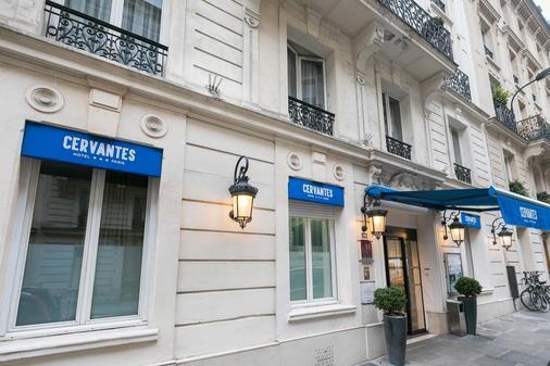 Hôtel Cervantes by Happyculture - Paris - Gebäude