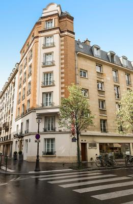 Hotel de Neuve by HappyCulture - Париж - Здание