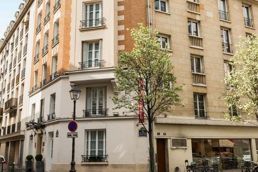Hotel de Neuve by HappyCulture - Pariisi - Rakennus