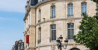 Coeur De City Hotel Bordeaux Clemenceau By Happyculture - Burdeos - Edificio