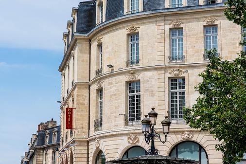 Coeur De City Hotel Bordeaux Clemenceau By Happyculture - Bordeaux - Building