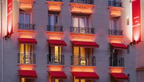 Hôtel de Banville - Paris - Bygning