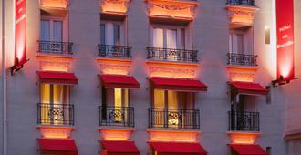 Hôtel de Banville - Париж - Здание