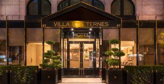 La Villa des Ternes Hotel - Париж - Здание