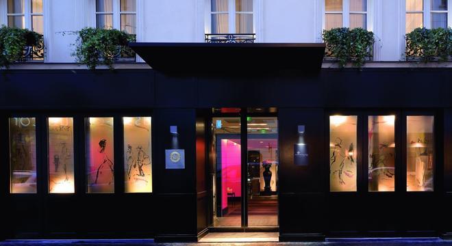 花園別墅酒店 - 巴黎 - 巴黎 - 建築