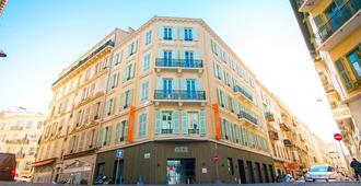Hôtel Ozz By Happyculture - Nice - Building