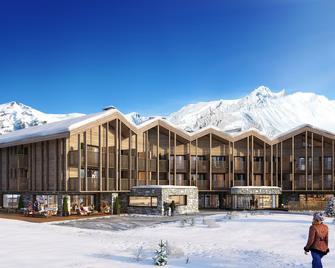 Lodji Hotel - Les Belleville - Building