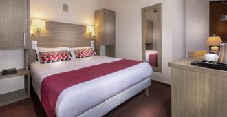 Hôtel Crimée - פריז - חדר שינה