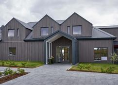 Hótel Berg - Keflavik - Building