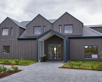 Hótel Berg - Keflavík - Edificio