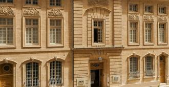 La Mirande - Avignon - Bygning