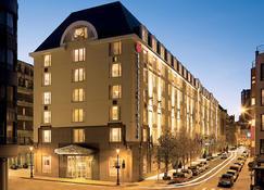 Renaissance Brussels Hotel - Bryssel - Byggnad