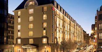 Renaissance Brussels Hotel - Брюссель - Здание