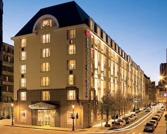 Renaissance Brussels Hotel - Bruksela - Budynek