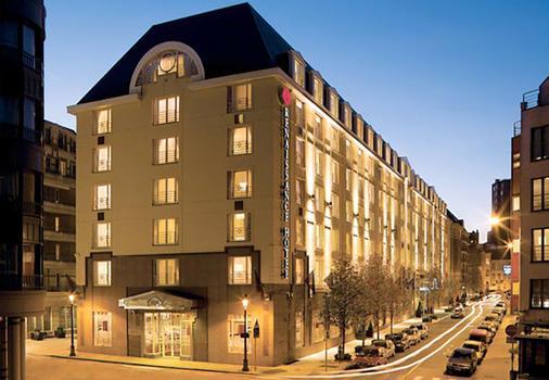 布魯塞爾萬麗酒店 - 布魯塞爾 - 布魯塞爾 - 建築