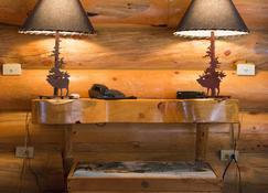 ذا هايبرناشن ستاشن - وست يلوستون - وسائل راحة في الغرف