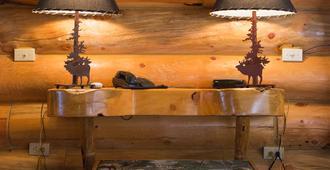 The Hibernation Station - West Yellowstone - Comodidade do quarto