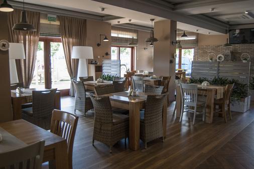 Pensjonat Luan - Władysławowo - Restaurante