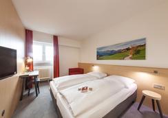 Novum Hotel München am Hauptbahnhof - Munich - Bedroom