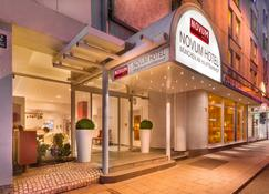 Novum Hotel München am Hauptbahnhof - Monaco di Baviera - Edificio