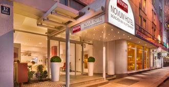 Novum Hotel München am Hauptbahnhof - Мюнхен - Здание