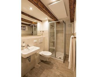 alte Ritterstube - Günzburg - Bathroom
