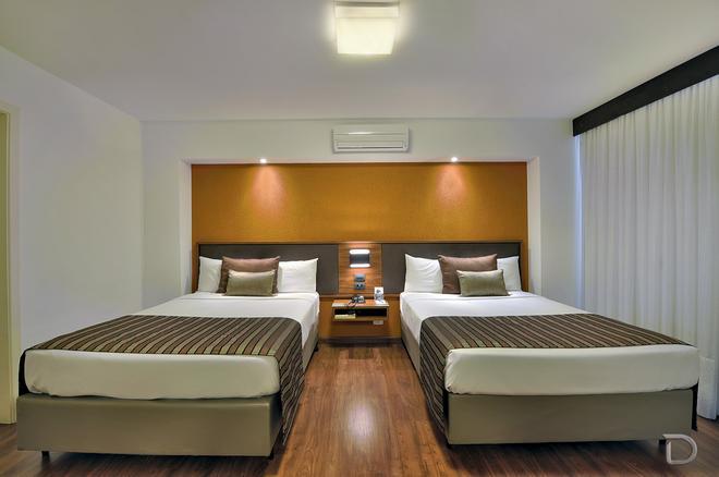 Hotel Deville Business Curitiba - Curitiba - Bedroom