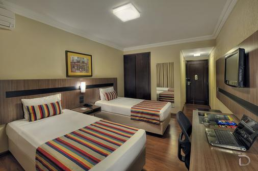 Hotel Deville Express Cascavel - Cascavel - Bedroom