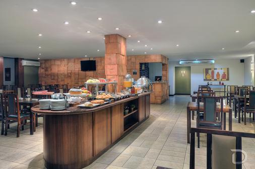 Hotel Deville Express Cascavel - Cascavel - Buffet