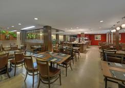 Hotel Deville Business Curitiba - Curitiba - Restaurant