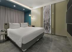 Hotel Deville Prime Cuiabá - Cuiabá - Schlafzimmer