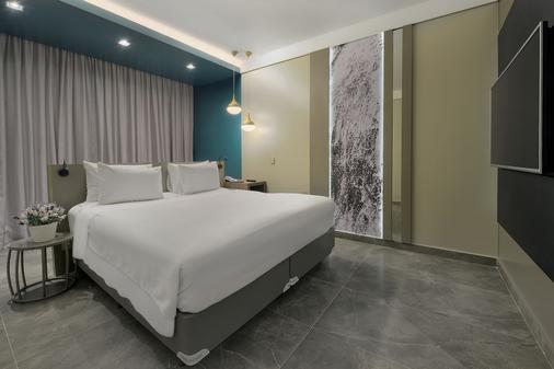 Hotel Deville Prime Cuiabá - Cuiabá - Bedroom