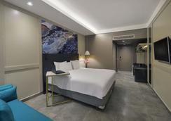 德維爾庫亞巴酒店 - 庫亞巴 - 庫亞巴 - 臥室