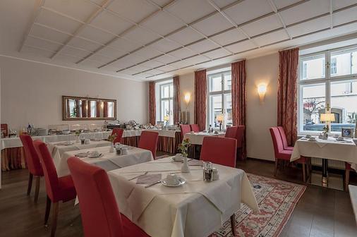 沃爾夫迪特里希酒店 - 薩爾斯堡 - 薩爾玆堡 - 自助餐