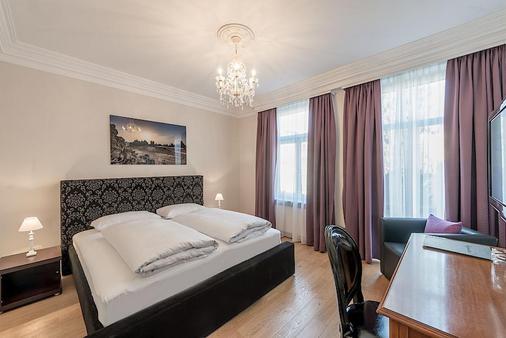 沃爾夫迪特里希酒店 - 薩爾斯堡 - 薩爾玆堡 - 臥室