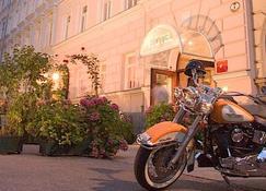 Hotel Wolf Dietrich - Salzburgo - Edificio