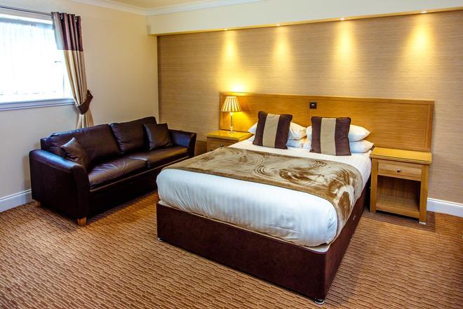 The Adamson Hotel - Dunfermline - Bedroom