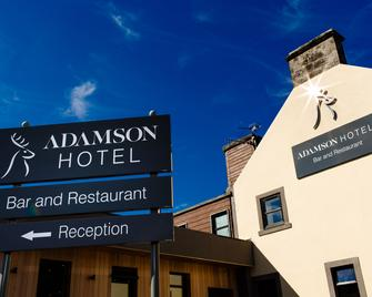 The Adamson Hotel - Dunfermline - Building