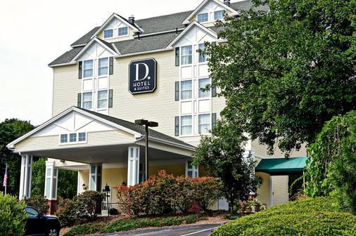 D. Hotel & Suites - Holyoke - Building